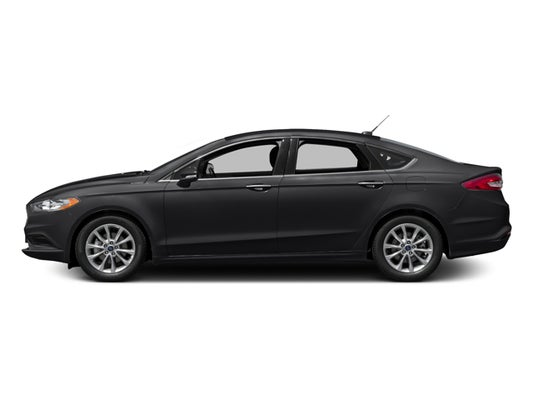 2017 Ford Fusion Se In Indianapolis Andy Mohr Automotive