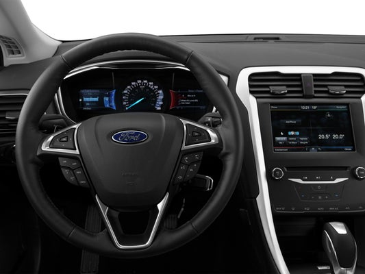 2016 Ford Fusion S For Sale Plainfield In Andy Mohr