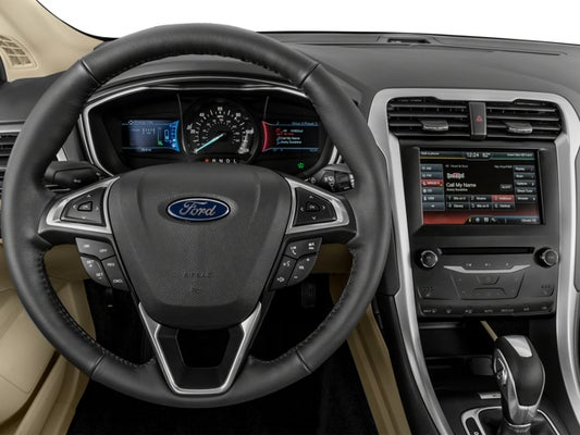 2016 Ford Fusion Energi Anium In Indianapolis Andy Mohr Automotive