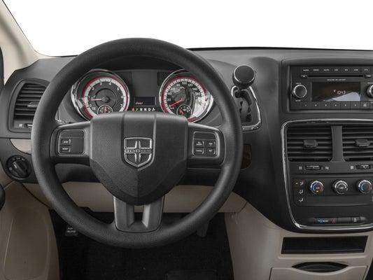 2017 Dodge Grand Caravan Se In Indianapolis Andy Mohr Automotive