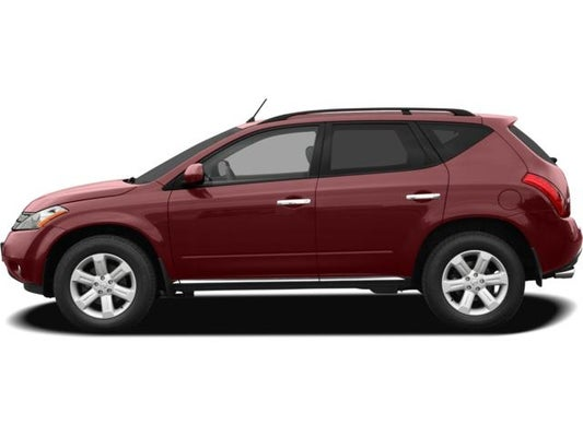 2007 Nissan Murano S for sale Plainfield IN NP7001A | Andy ...