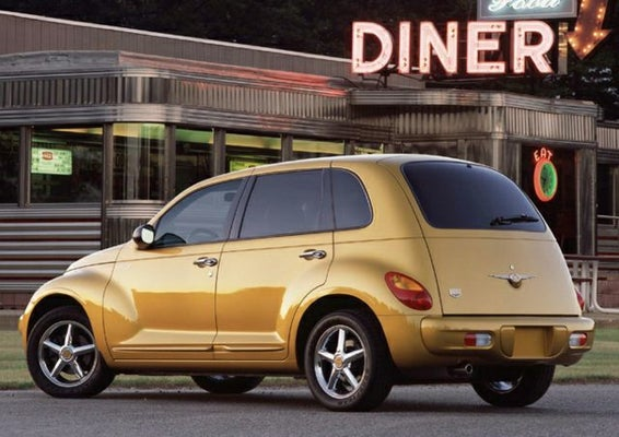 2002 Chrysler Pt Cruiser Limited In Indianapolis Andy Mohr Automotive