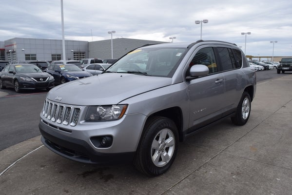 Used 2016 Jeep Compass Latitude For Sale Plainfield In Andy Mohr 1c4njcea0gd734906