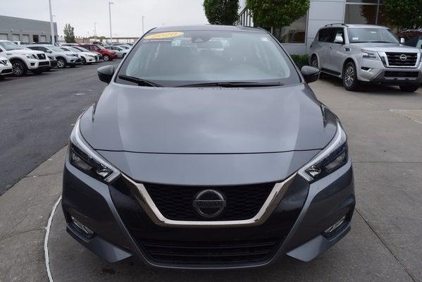 2020 Nissan Versa 1 6 Sr