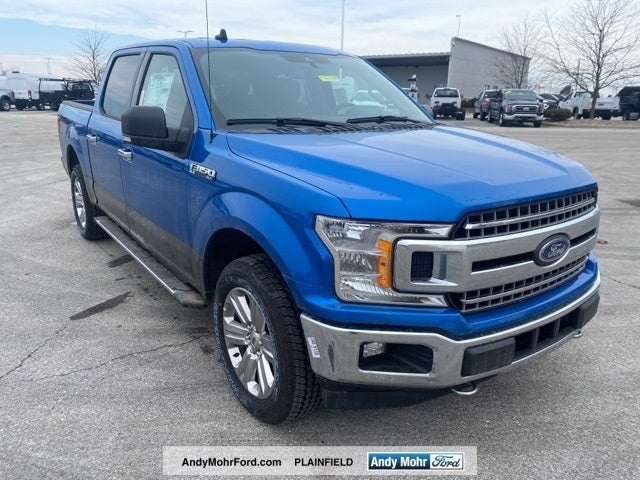 New 2020 Ford F 150 Xlt For Sale Plainfield In Andy Mohr 1ftew1ep8lfc40026