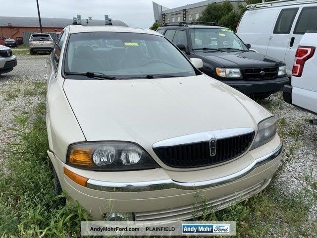 2000 Lincoln LS V6