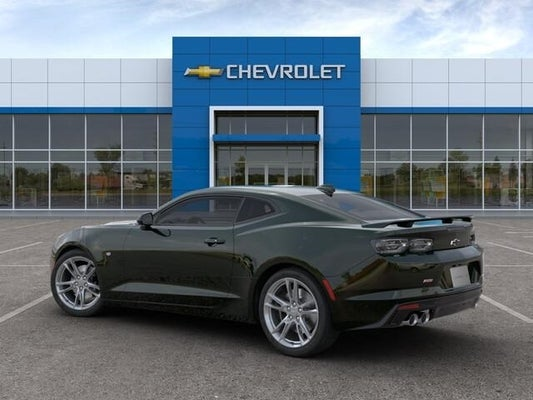Guaranteed Financing Car Dealerships Near Me >> New 2020 Chevrolet Camaro SS 2SS for sale Plainfield IN ...