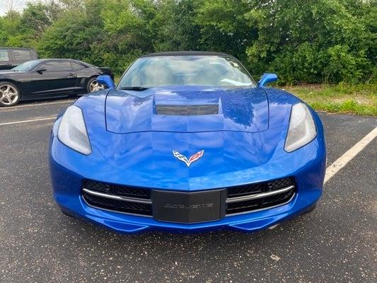 2019 Chevrolet Corvette Stingray Z51 2lt In Indianapolis Andy Mohr Automotive