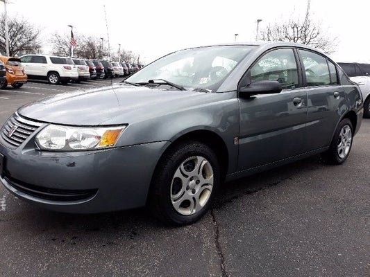 Andy Mohr Used Cars >> Used 2005 Saturn ION 2 for sale Plainfield IN | Andy Mohr 1G8AJ52FX5Z153448