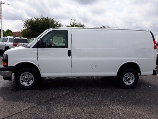 Andy Mohr Gmc >> New 2020 GMC Savana 2500 Work Van for sale Plainfield IN   Andy Mohr 1GTW7AFG7L1149908