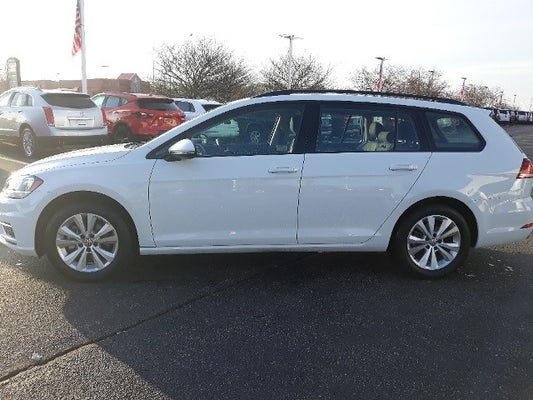 Andy Mohr Used Cars >> Used 2019 Volkswagen Golf SportWagen S 4Motion for sale Plainfield IN | Andy Mohr 3VW117AU3KM507385