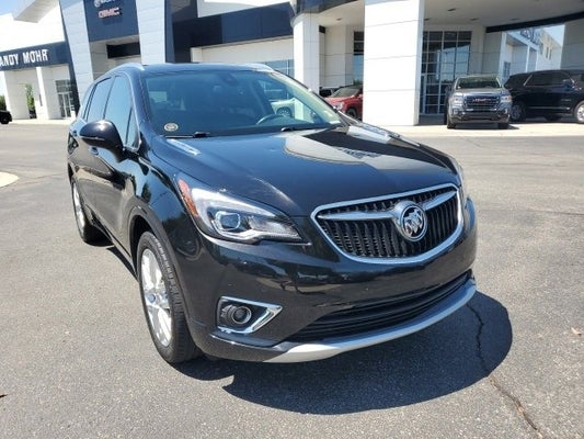 Andy Mohr Buick >> New 2020 Buick Envision Premium II for sale Plainfield IN ...