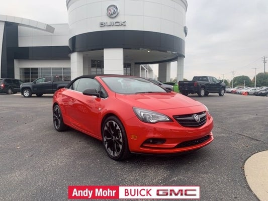 2018 Buick Cascada Sport Touring In Indianapolis Andy Mohr Automotive