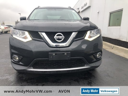 Used Cars Dealers Near Me >> Used 2016 Nissan Rogue SL for sale Plainfield IN | Andy ...