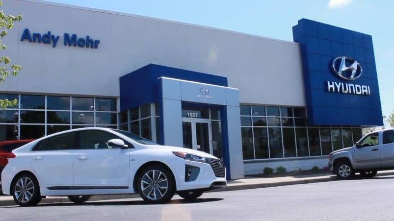 Hyundai Dealership Indianapolis >> Car Dealerships Bloomington In Andy Mohr Automotive