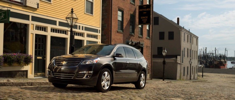 2017 Chevy Traverse Interior Dimensions Indiana Car Dealer