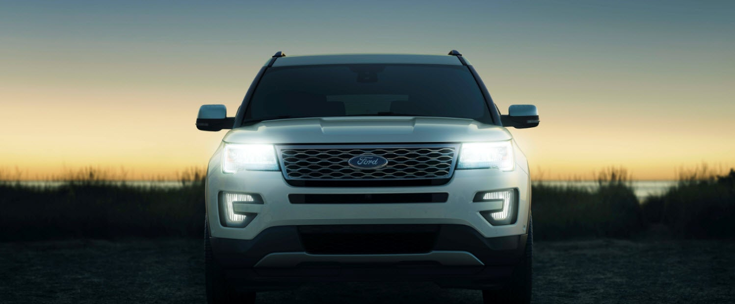 Ford Dealerships Near Me >> 2017 Ford Explorer Interior Dimensions Indiana | Andy Mohr