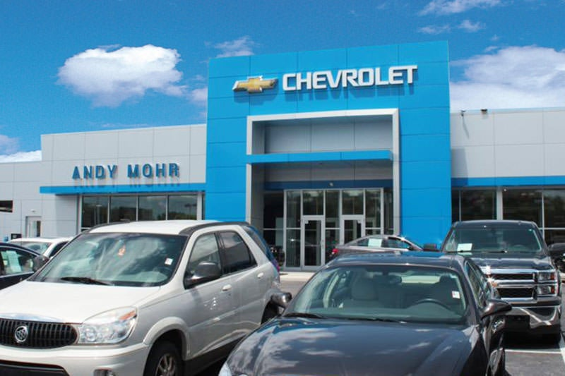 Andy Mohr Dealerships Near Me | Andy Mohr Automotive