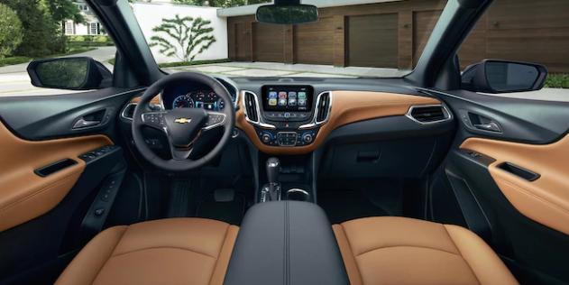 Guaranteed Financing Car Dealerships Near Me >> 2018 Chevy Equinox Interior Indiana | Andy Mohr Automotive